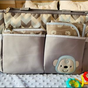 Other - New Diaper Bag Large Size, Multi Use Pockets